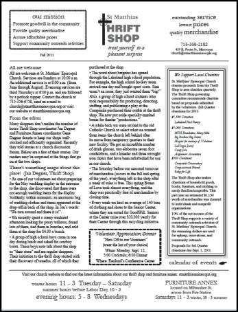 Church Newsletters Flashissue