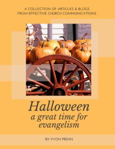 Halloween a great time for evangelism ebook